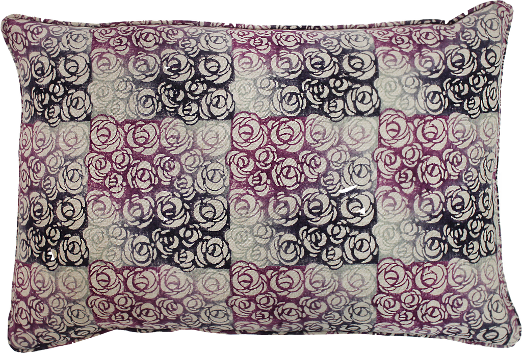 ROSE SQUARE PATTERN