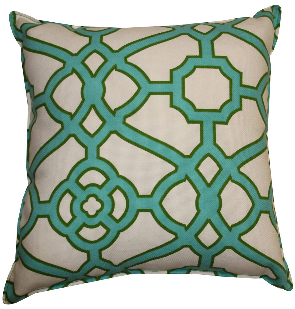 OCTAGON PILLOW