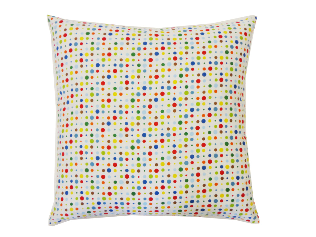 CIRCLE DOTS PILLOW
