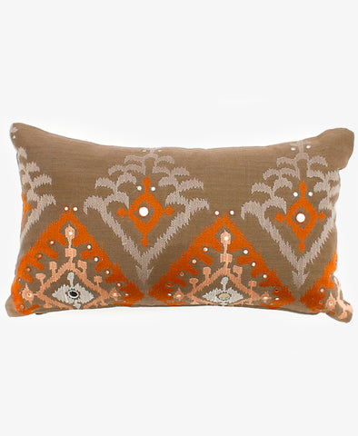 BUKHARA RUST PILLOW