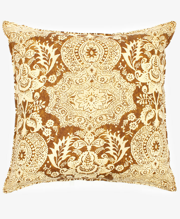 ANTIQUE FLORAL PILLOW