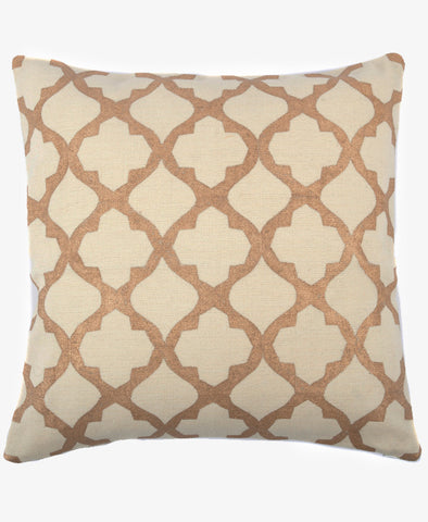 PLANKS GOLD PILLOW
