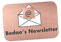 Bedao Boutique's newsletter sign up