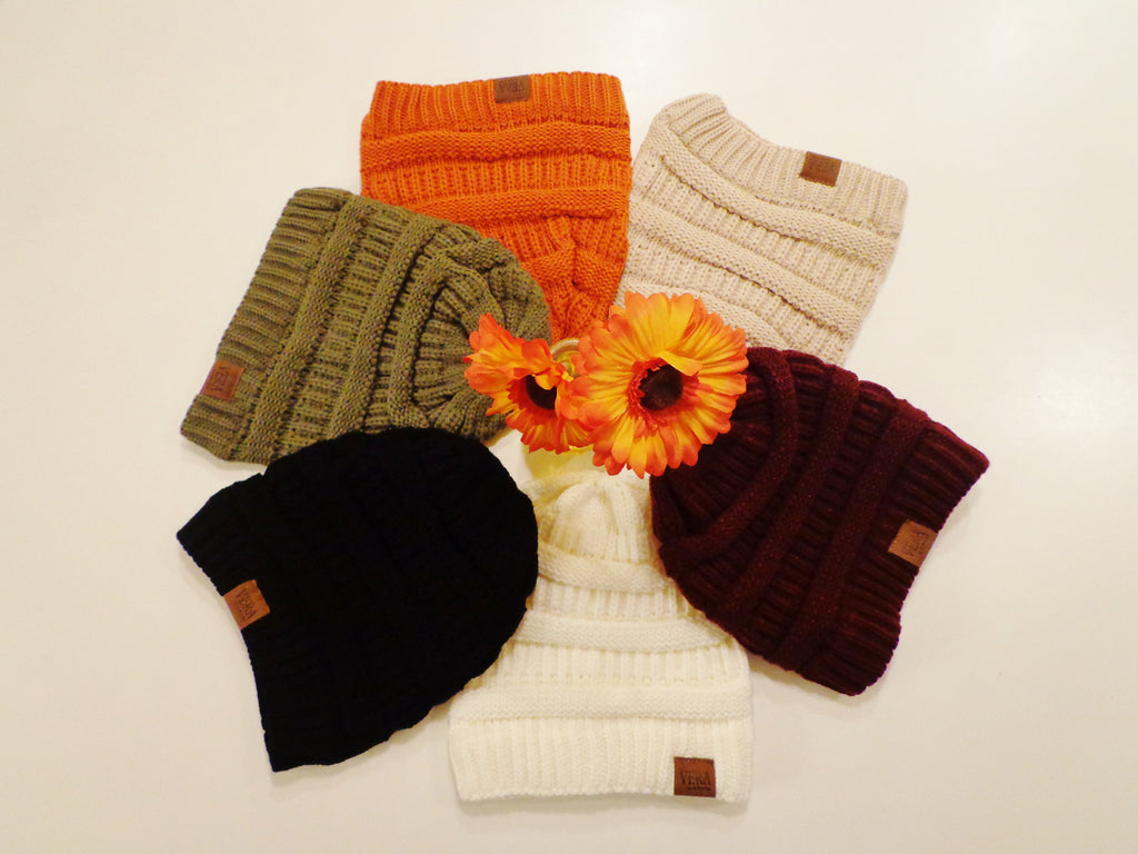 Beanie slouchy hats