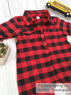 Plaid Romper, Flannel Jumpsuit, Flannel Romper, Plaid Clothes, Plaid Fashion, Plaid Clothing for babies, Plaid Outfits, Plaid Tops, Flannel Shirt, Flannel Clothes, Plaid Day, Family Photos Outfits