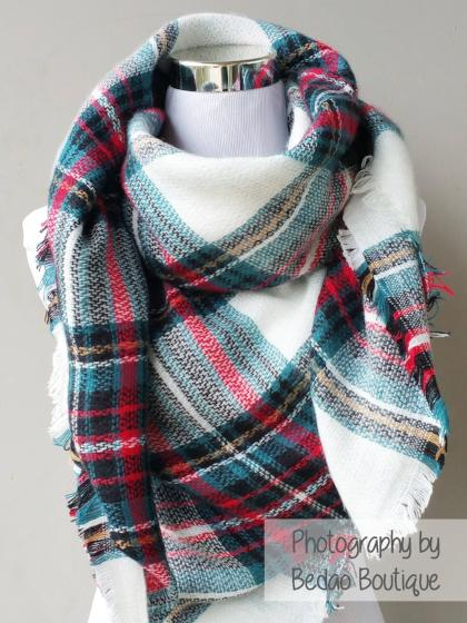 Blanket Scarf - Bedao Boutique