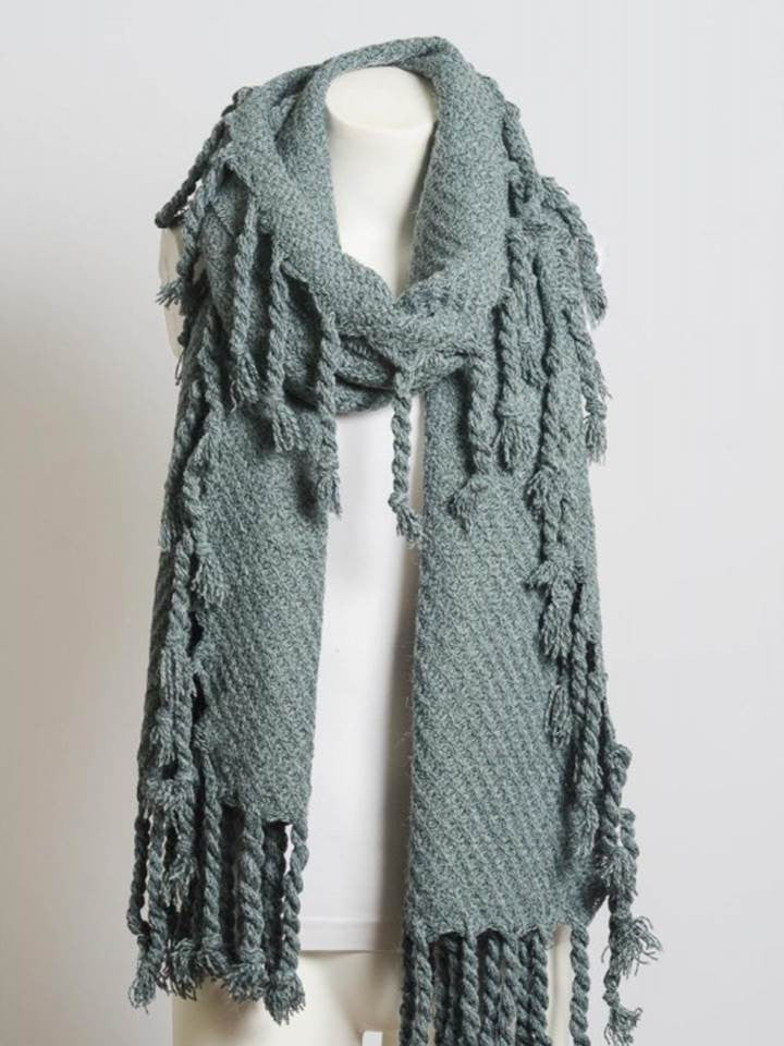 Winter Scarves, Fall Scarves, Boho Scarves, Chunky Trendy Scarves - Bedao Boutique