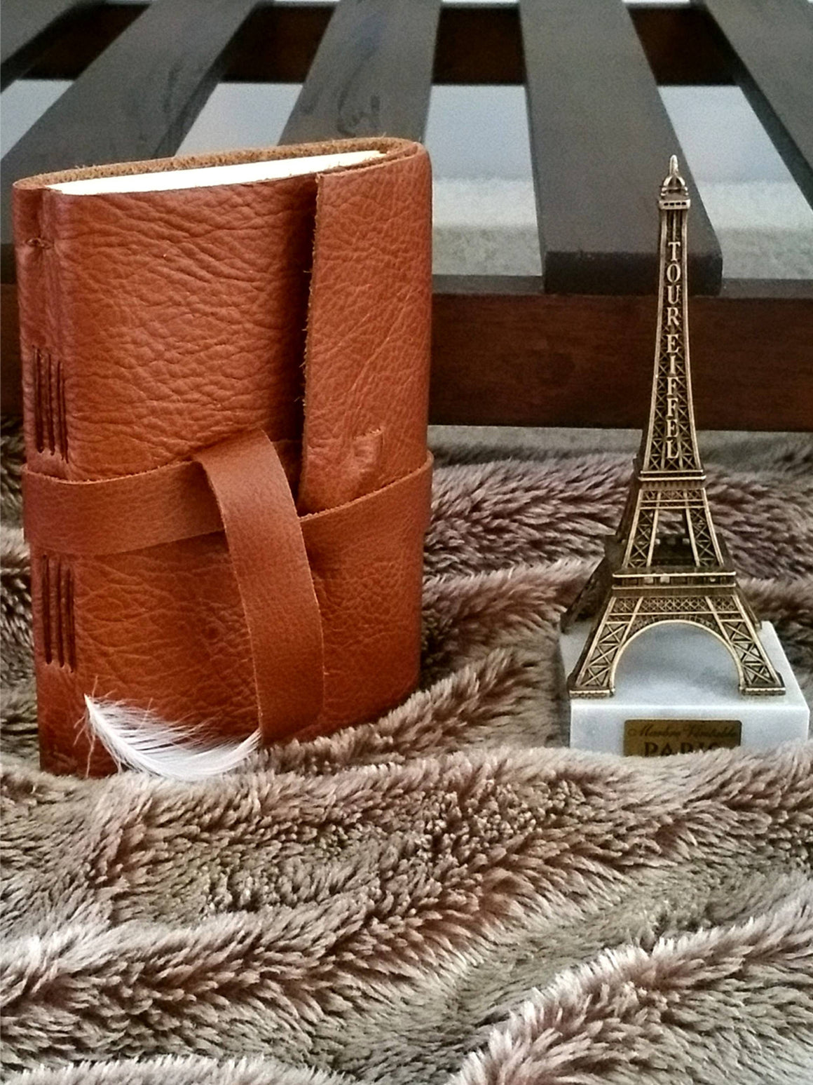 Brown Leather Journals, Leather Books, Leather Notebooks