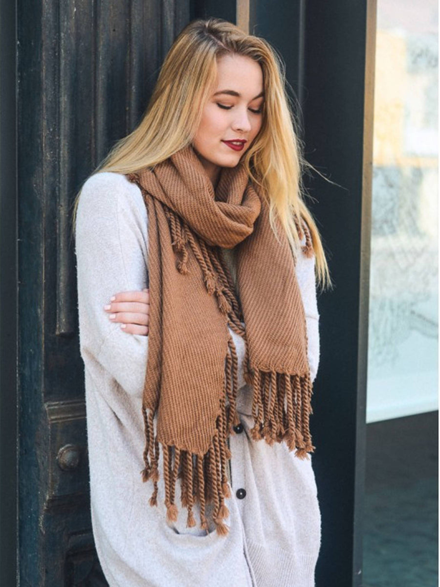Winter Scarves, Fall Scarves, Boho Scarves, Trendy Scarves, Chunky Scarves - Bedao Boutique