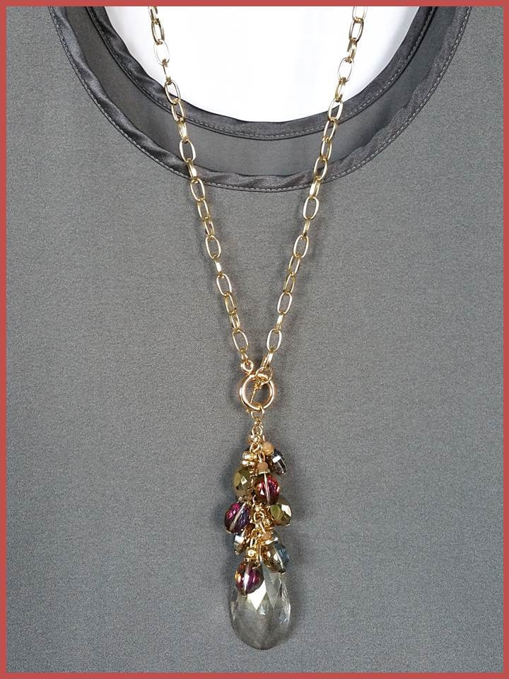 """Bedao Boutique's toggle necklace - Jewelry"""