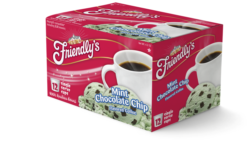 Two Rivers Coffee Partners With Friendly's LLC To Make Ice Cream Flavored Coffees