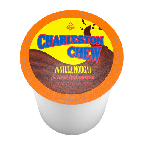 Charleston Chew Vanilla Hot Cocoa