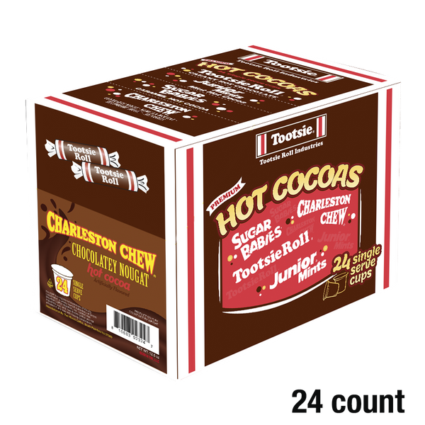 Charleston Chew Chocolate Hot Cocoa