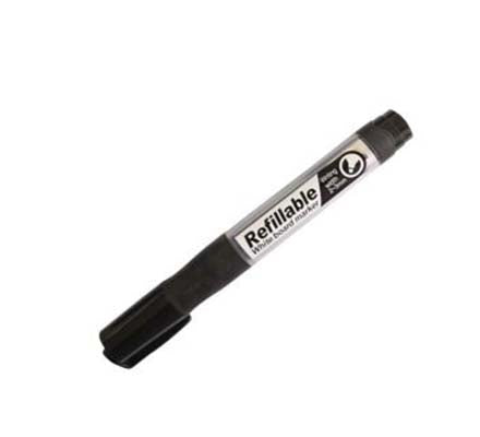 Whiteboard refillable marker