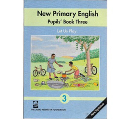 Pri-English Pupils BK3