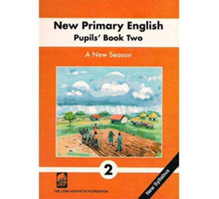Pri-English Pupils BK2