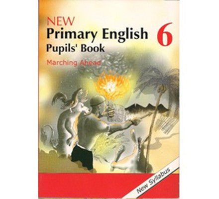 Pri-English Pupils BK6