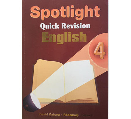 Spotlight English 4