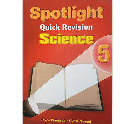 Spotlight Science 5