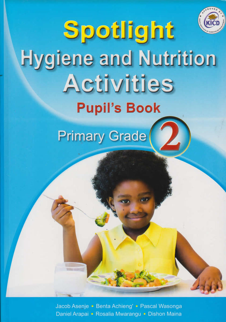 Spotlight Hygiene and Nutrition Activities Grade 2