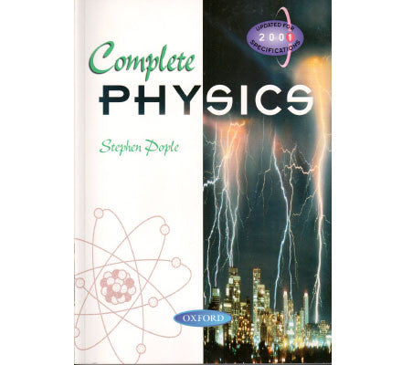 COMPLETE PHYSICS