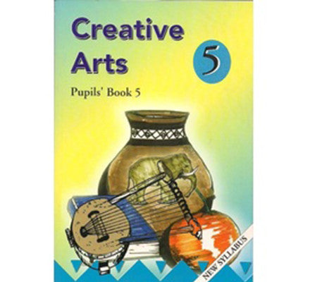 Creative Arts Pupils BK5