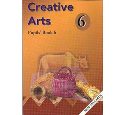 Creative Arts Pupils BK6
