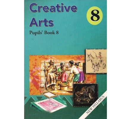Creative Arts Pupils BK8