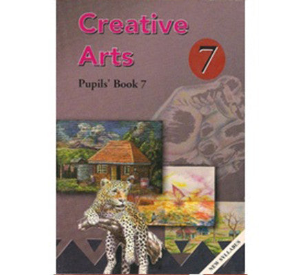 Creative Arts Pupils BK7