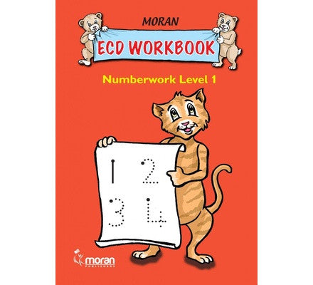 ECD Work book Numbers Lvl1