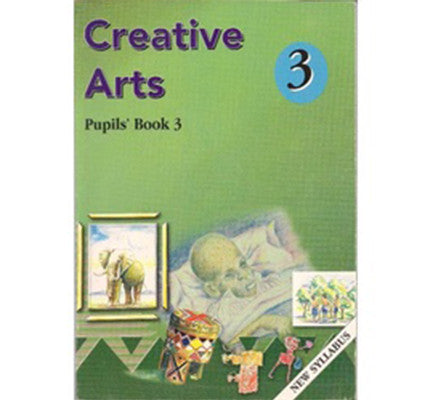 Creative Arts Pupils BK3
