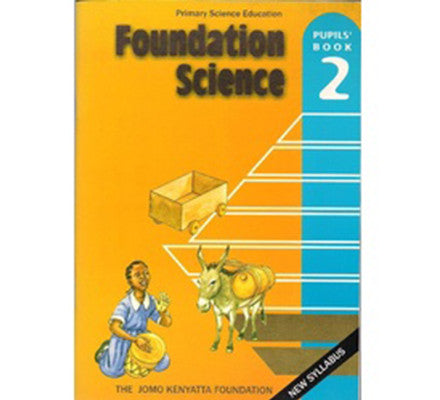 Foundation Science Pupils BK2