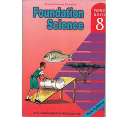 Foundation Science Pupils BK8