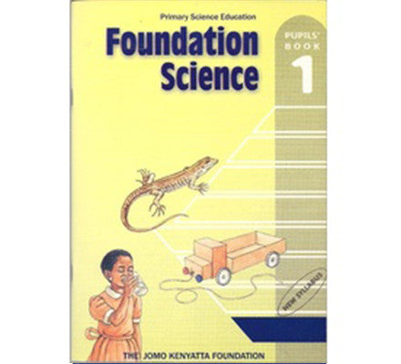 Foundation Science Pupils BK1