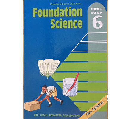 Foundation Science Pupils BK6