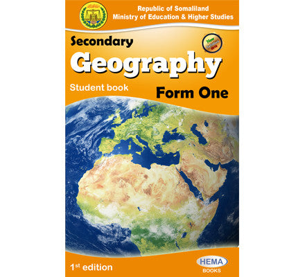 Geography Form 1