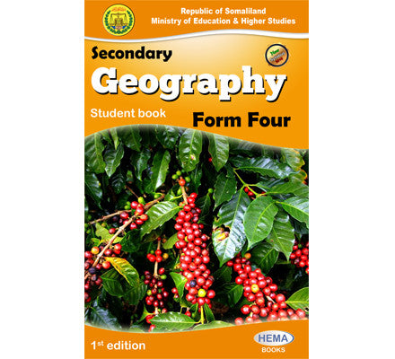 Geography Form 4