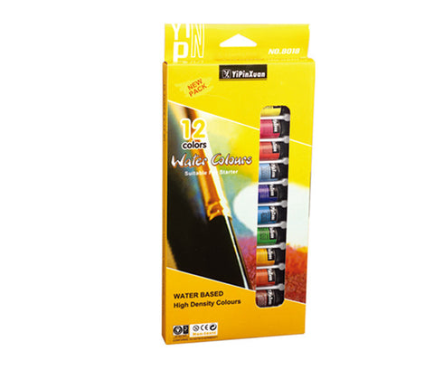 Water colour 12 pcs