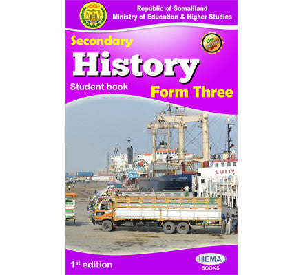 History Form 3