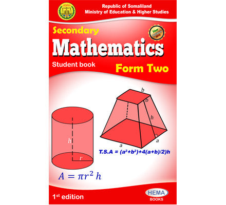 Maths Form 2
