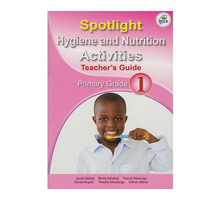 Spotlight Hygiene and Nutrition Activities Grade 1