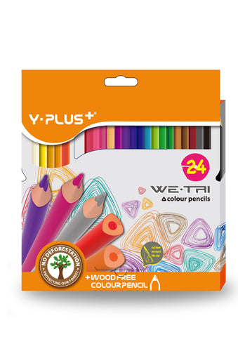 colour pencil Y-plus