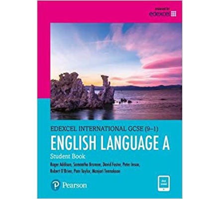 Edexcel IGCSE English Language A