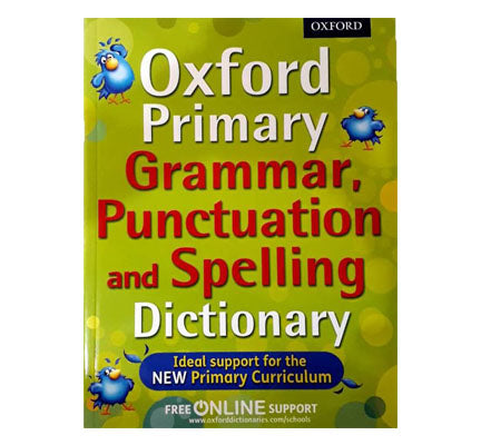 Oxford Primary Grammar Punctuation and Spelling