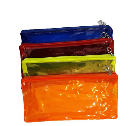 Pencil case plastic