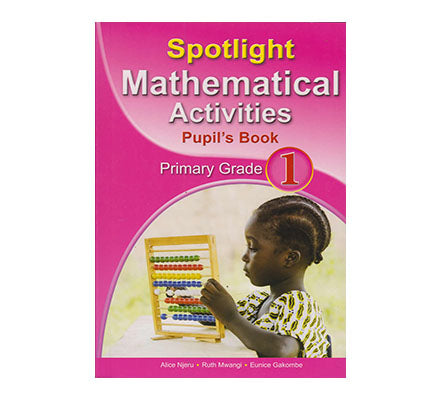 Spotlight Maths 1