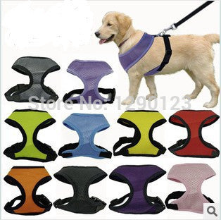 Image of Soft Breathable Dog Harness