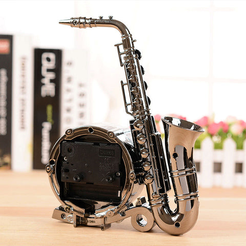 Image of Saxophone Alarm Clock