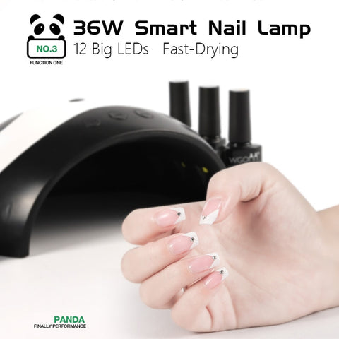 Panda UV Lamp Nail Dryer