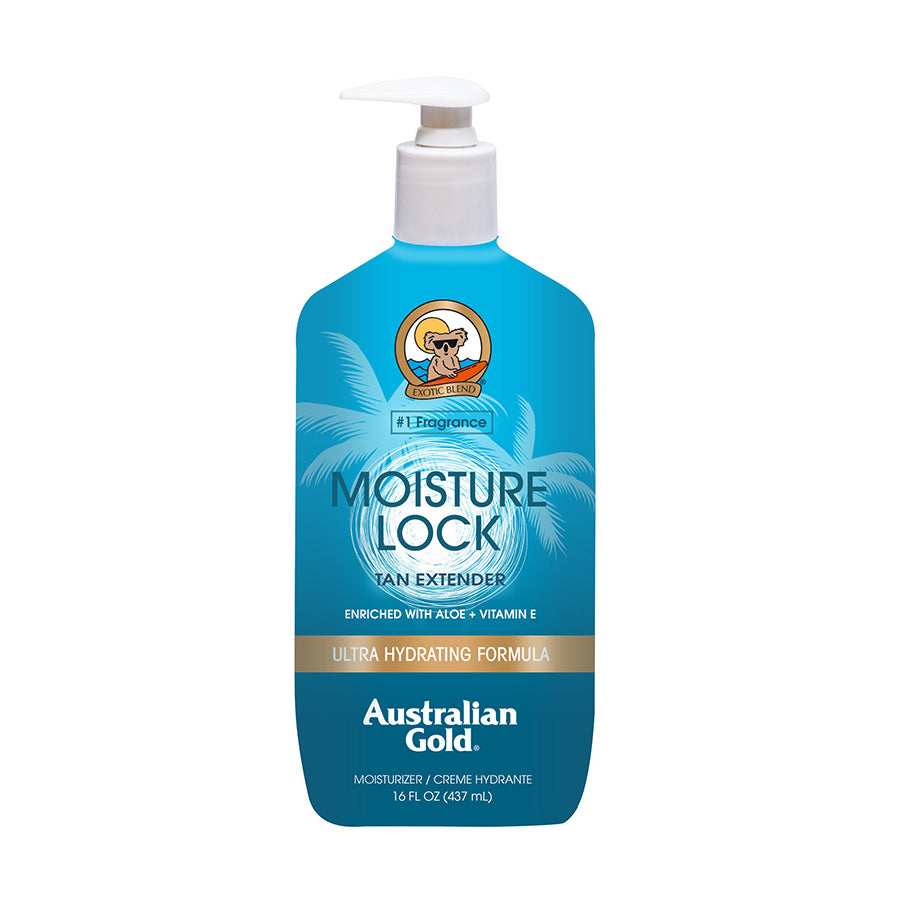 Moisture Lock After Tan Lotion